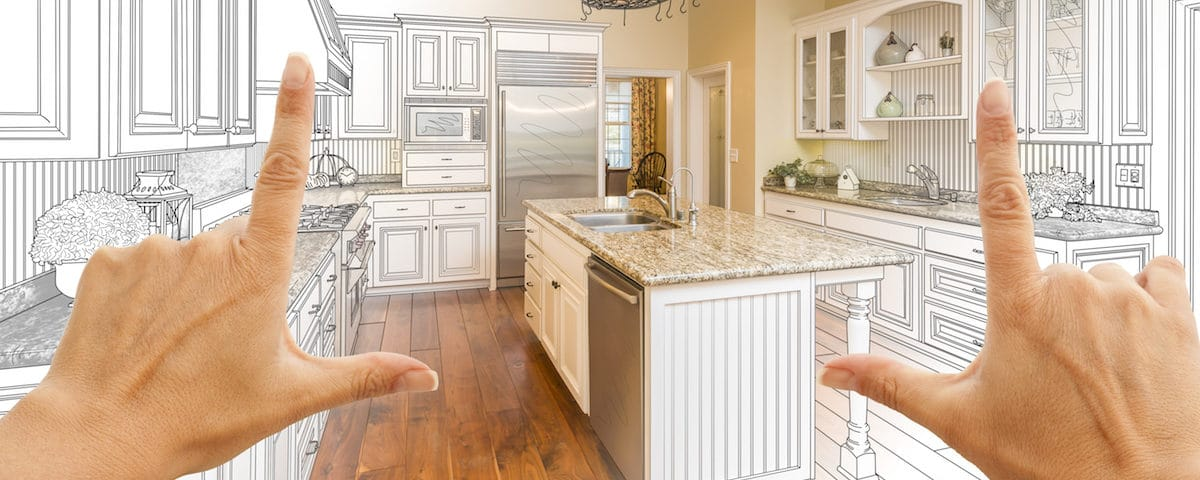 home appliances remodel