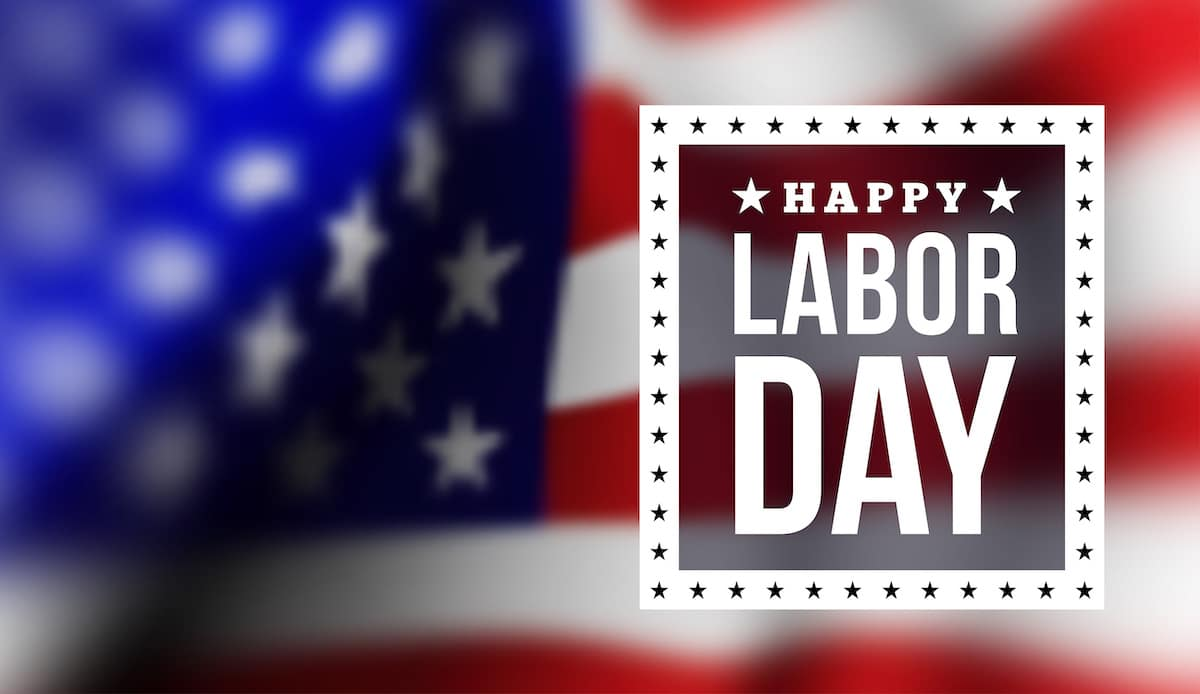 happy labor day and thanks to all of our trades workers