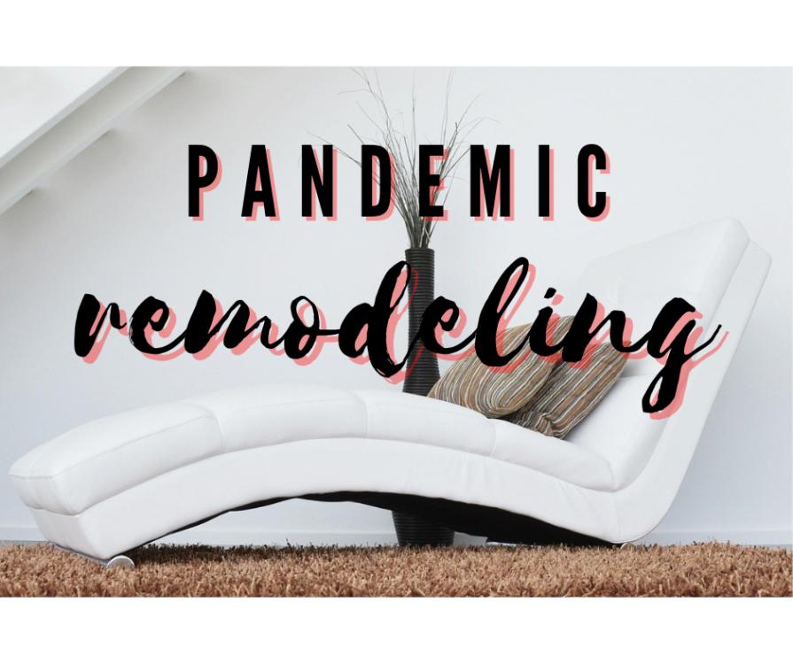 Pandemic Remodeling