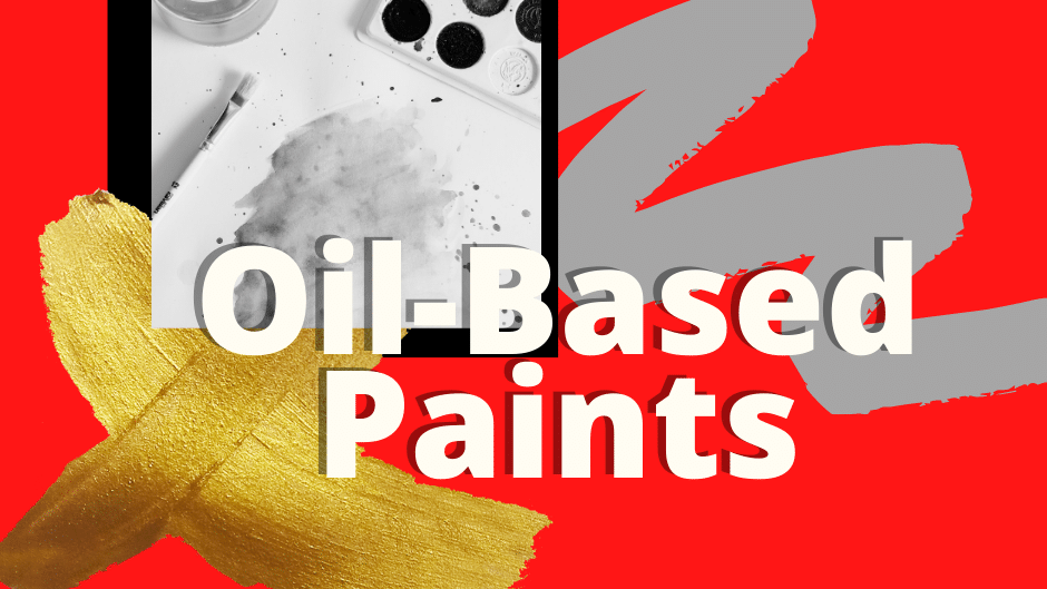 Painting Furniture- Oil Based